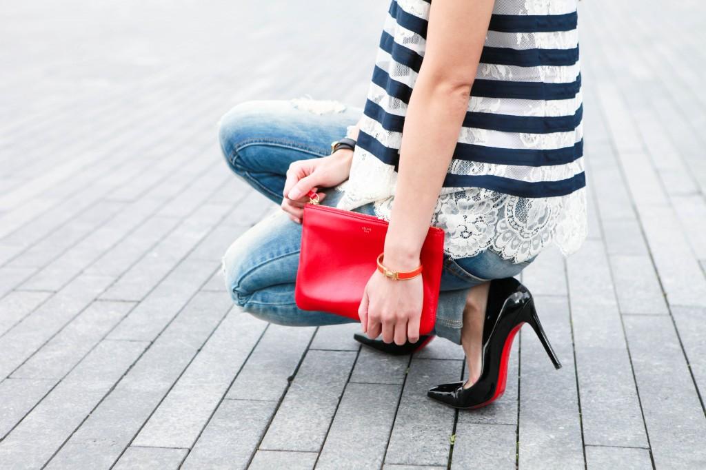 celine-trio-magenta-red-christian-louboutin-heels-piagelle